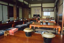 First class ryokan