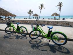 RMFB Enviro Rentals - UTV and Electric Bicycle Rentals, Aruba