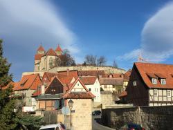 Altstadt Quedlinburg