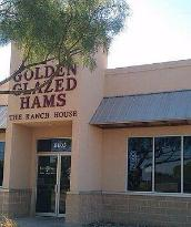 Ranch House Golden Glazed Hams