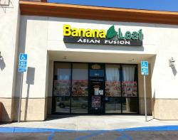 Banana Leaf Asian Fusion Restaurant