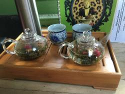 Nice cup of te (tea)