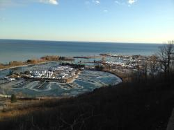 Bluffers Park Marina