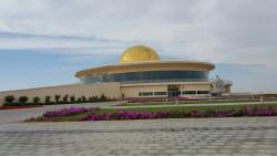 ‪The Sharjah Center for Astronomy and Space Sciences Planetarium‬