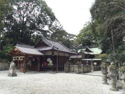 Kamotsuba Shrine