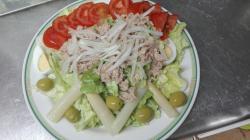Exquisita ensalada