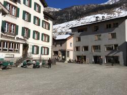 Hotel Alpina Restaurant