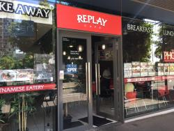 Replay Cafe