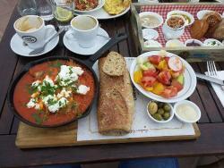Landwer Cafe