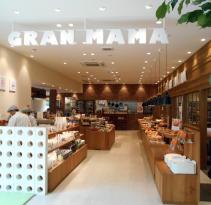 Santa Cafe Bakery Gran Mama