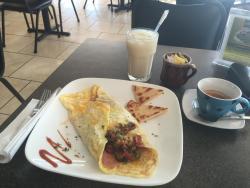 Café & Crêpes Puerto Rico