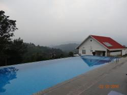 Excellent property but away from munnar