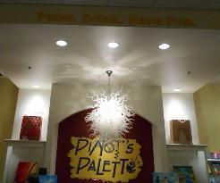 Pinot's Palette Little Rock