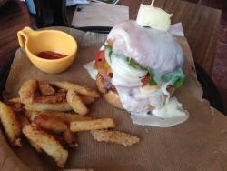 Ramoseu Burger