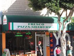Fresco Pizza and Shawarma