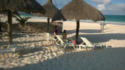 Excelente playa!