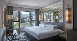 Cosmopolitan Hotel Hong Kong (to be renamed Dorsett Wanchai, Hong Kong in Oct 2016)