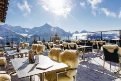 Bergrestaurant Alp Lavoz
