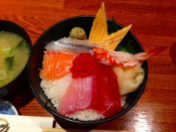 Seafood Kaisenuoriki Tachikawa South-entrance