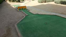 Mini Golf at Abu Tig Marina