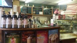 Bert's Coffee Cafe