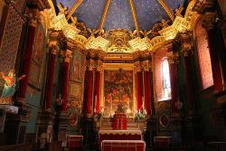 Cathedrale Notre Dame de l'Assomption d`Entrevaux