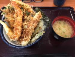 Tenpura Bowl Tenya Kamata