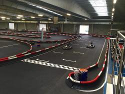 Silver GoKart Center
