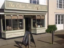The Olive Tree Tea Room & Garden