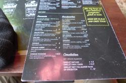 Caffe Rosario - sandwich options