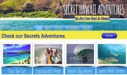 Secret Hawaii Adventures