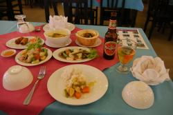 Eat at Khmer Restaurant
