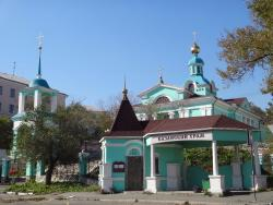 Church of the Kazan Icon of the Mother of God