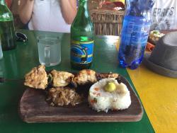Paradise Rasta restaurant bar