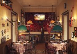 Restaurant Dyadya Styopa