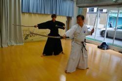 Mugairyu Foundation Dojo - Iai Class