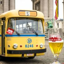Brussels Beer Bus
