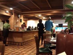 Vista del Restaurante The Pelican Grill