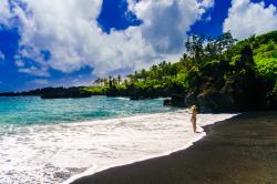 Maui Black Sand Beach (181554675)