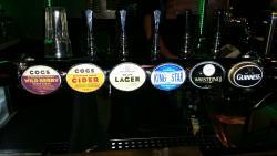 Cogs Bar
