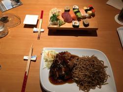 Sushi & mehr