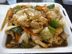 New No One Chinese BBQ