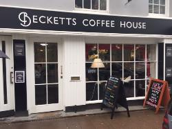 ‪Becketts Coffee House‬