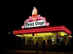 Twist Cone