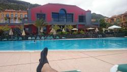 Schönes Hotel