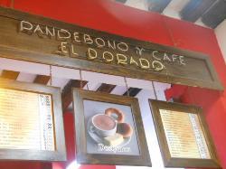 Pandebono y Cafe El dorado