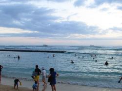 The Kapahulu Groin (Waikiki Wall)