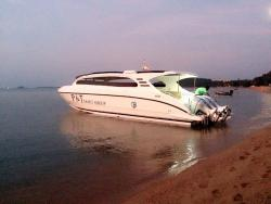Marine Transport by P&T Samui Group