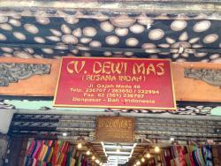 Dewi Mas