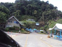 Ao Thammachat Pier